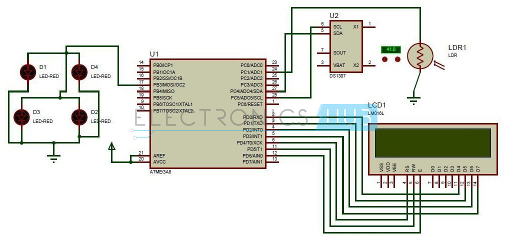 Electronics Mini/Major Projects: Project - #78