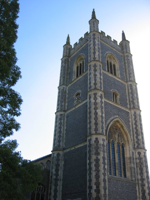 parish church of st mary dedham