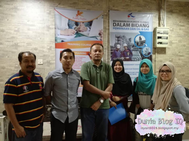 Kursus Planning & Schedulling Work Program (CPM) Mantap Anjuran Richkey Training