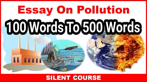 Long and Short essay on air pollution in English