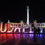 Kedvencek / A Hello Woodnak a Budapesti Tavaszi Fesztivál alkalmából Zoboki Gáborral közös munkája a Hősök terén felállított Budapest-felirat – 2014