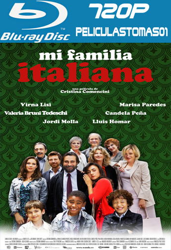 Mi familia italiana (2015) BDRip m720p