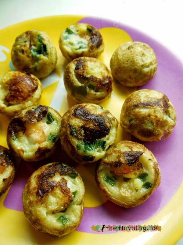 Easy Takoyaki Recipe