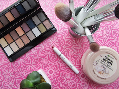 My favourite makeup and beauty products for May 2016