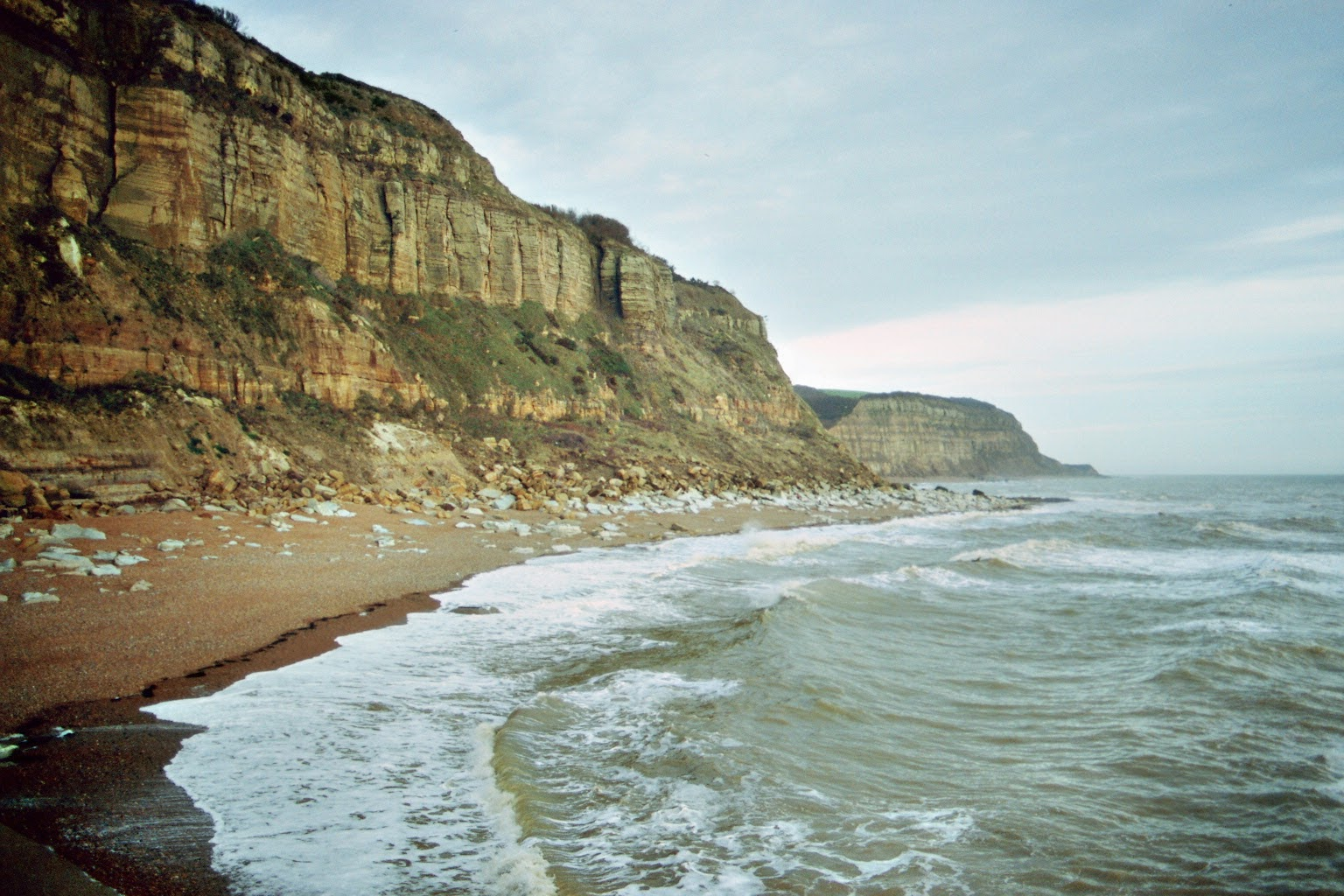 Hastings-Fairlight November 2015 Normal lens