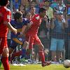 Juventud Kennedy abrazó la serie honor Copa de Campeones