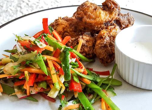 Gerry's Kitchen, easy recipe, buttermilk chicken, food blogger