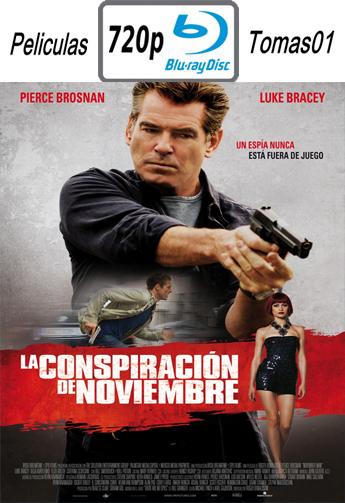 La Conspiración de Noviembre (2014) BDRip m720p