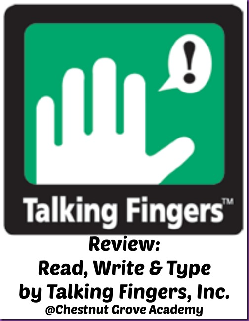 Talking Fingers Review