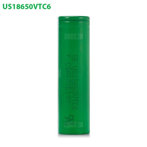 20161110164853 11815 thumb%25255B2%25255D - 【バッテリー】「SONY US18650VTC6 3120mAh 30A 3.6V 18650バッテリー」簡易レビュー。大容量高出力のハイエンドモデル