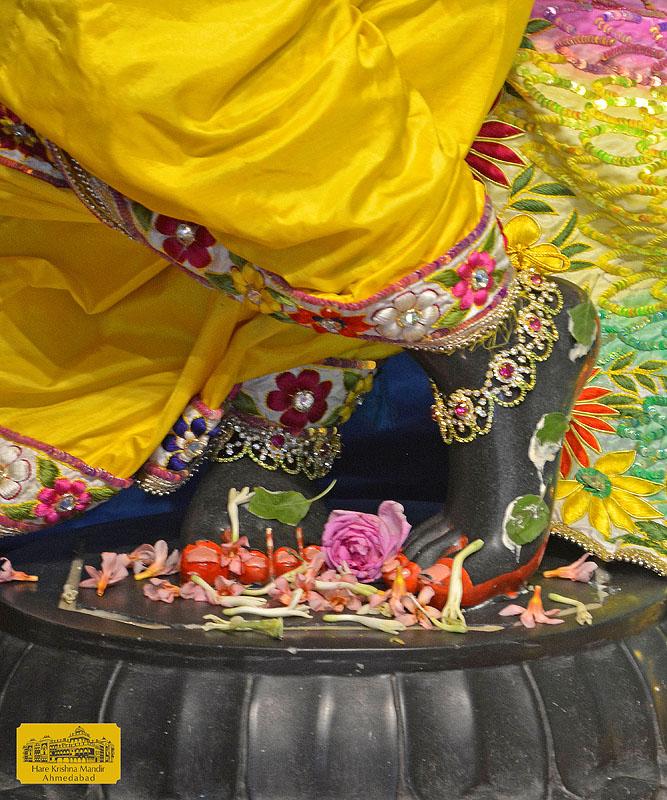 ISKCON Hare Krishna mandir Ahmedabad  05 Jan 2017 (5)