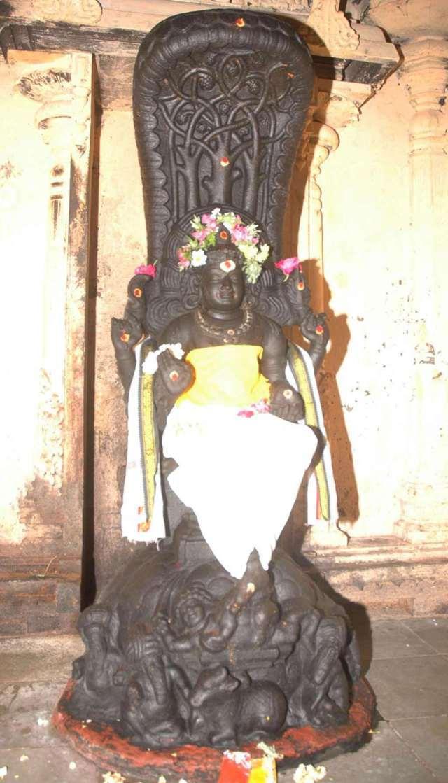 Sri Panchavarneswarar Temple, Uraiyur (Mukkeecharam), Trichy - 275 Shiva Temples