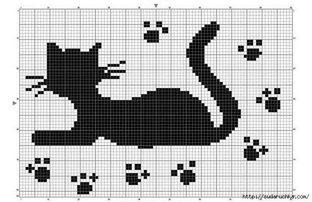 [siluetas+gatos+punto+de+cruz+monocromo++%281%29%5B2%5D]