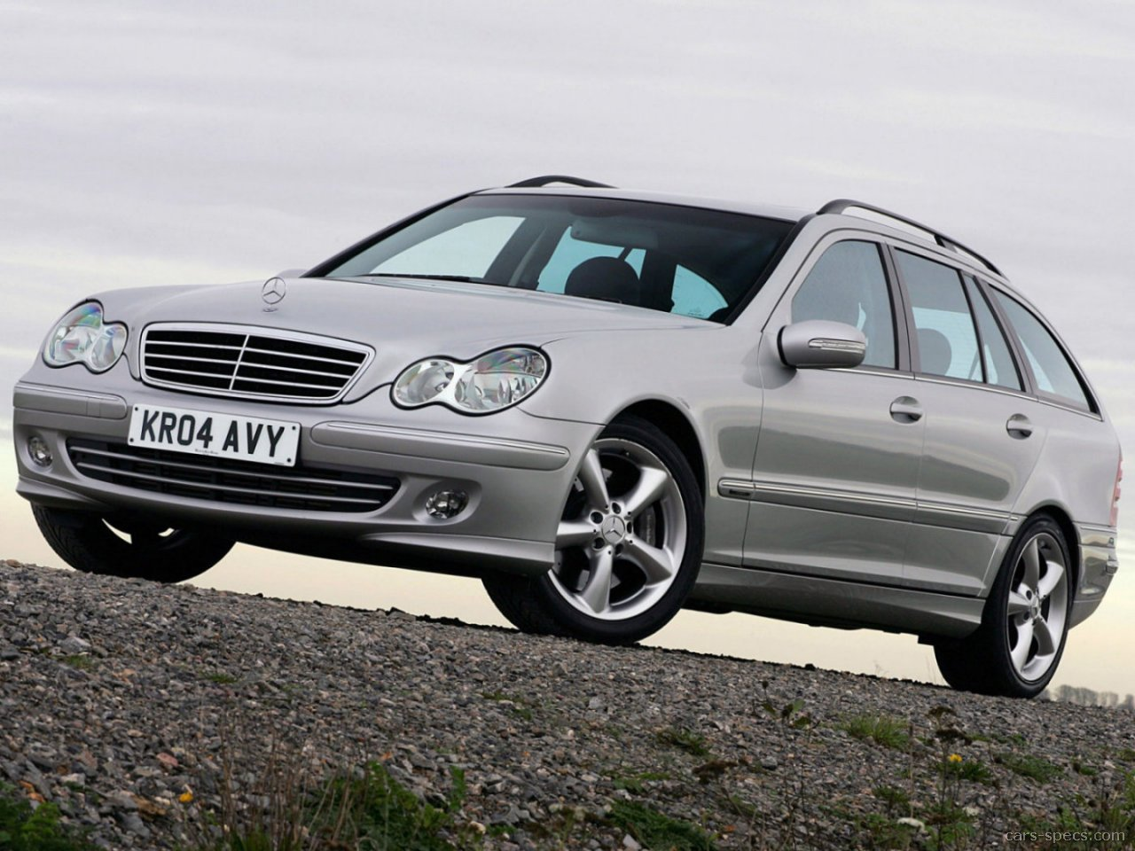2004 mercedes benz c class wagon specifications pictures prices. Black Bedroom Furniture Sets. Home Design Ideas