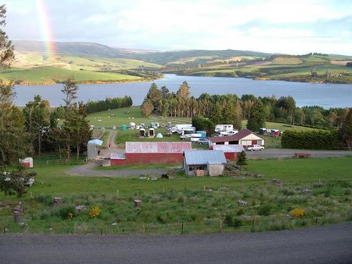 Lake Mahinerangi