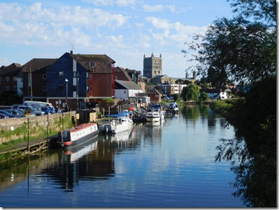 31 town centre moorings