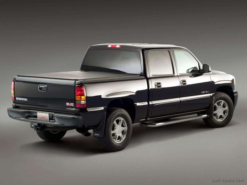 2006 gmc sierra 1500 crew cab specifications pictures prices. Black Bedroom Furniture Sets. Home Design Ideas