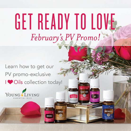 February 2016 Young Living Promotions
