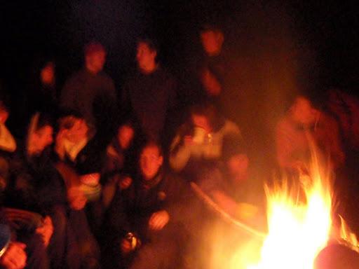 Introductieweekend oktober 2008