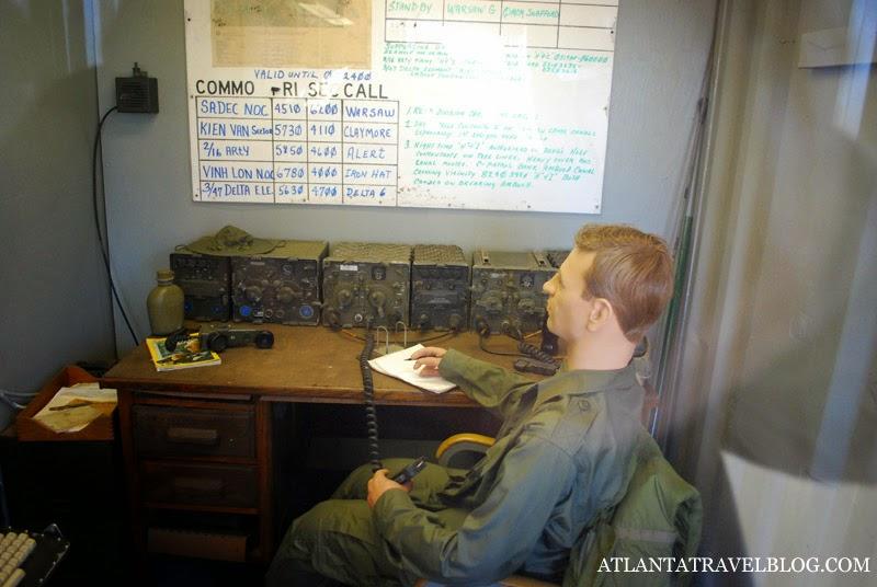 us army vietnam camp