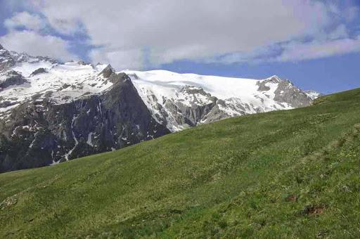 Glacier de Mont de Lans