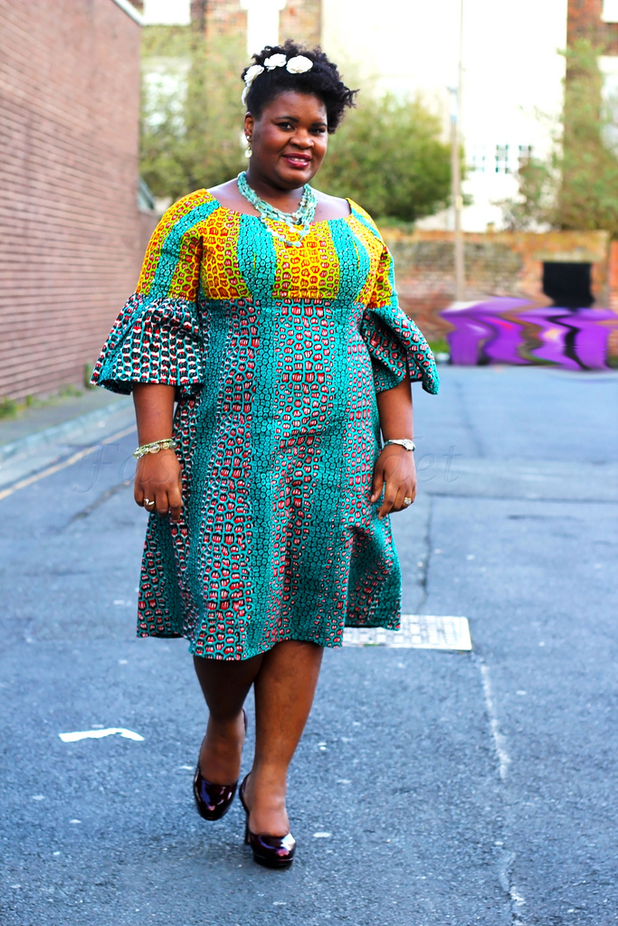 Kitenge Designs 2016 For Plus Size Styles 7