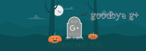goodbye g+