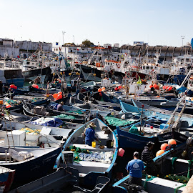 Boats by VAM Photography - Transportation Boats ( places, culture, boats, people, fisherman, transportation )
