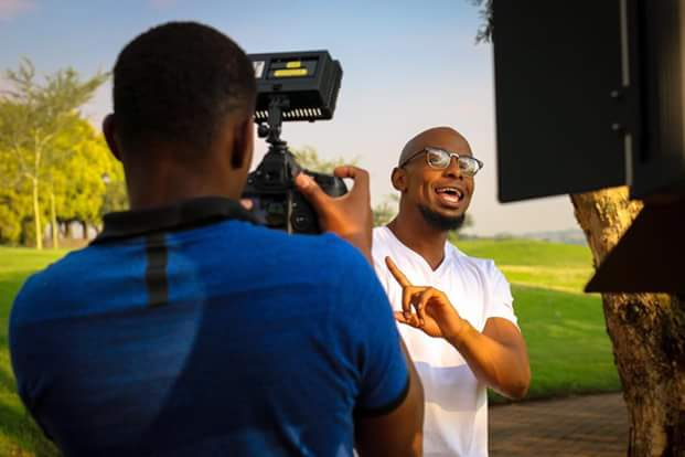 @TehnDiamond promises two video bonanza and shares pics from the South African shoot