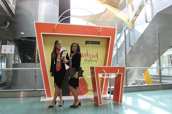 Nuevo servicio de Personal Shopper en la T4S del Aeropuerto de Barajas