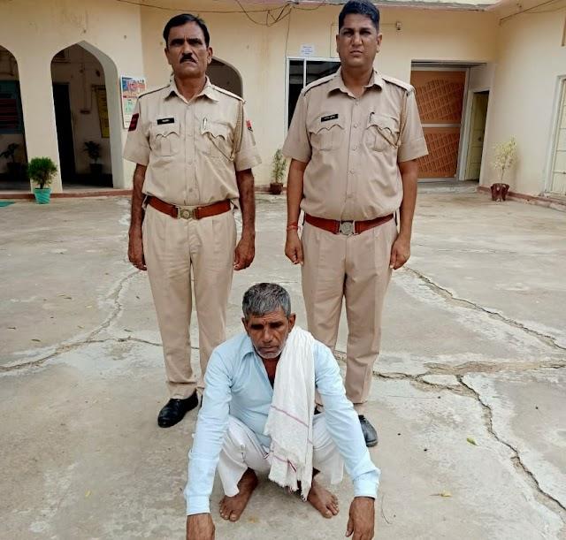 कोतवाली पुलिस ने स्थाई वारंटी को गिरफ्तार किया