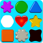 Learn Colors With Shapes