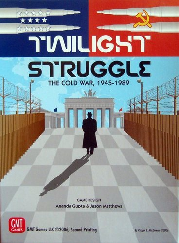 Igrali smo: Twilight Struggle