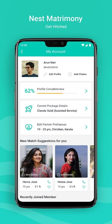 matchmaking Kerala regler for dating en idrettsutøver