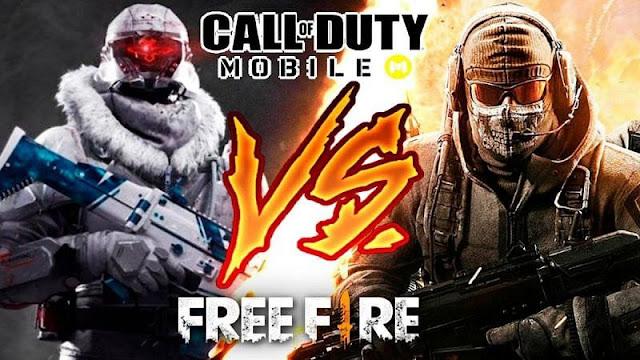 Free Fire vs COD Mobile: Hangi oyunun daha iyi grafikleri var?