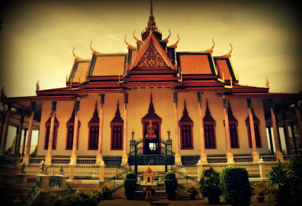 Mysteries of Grand Palace