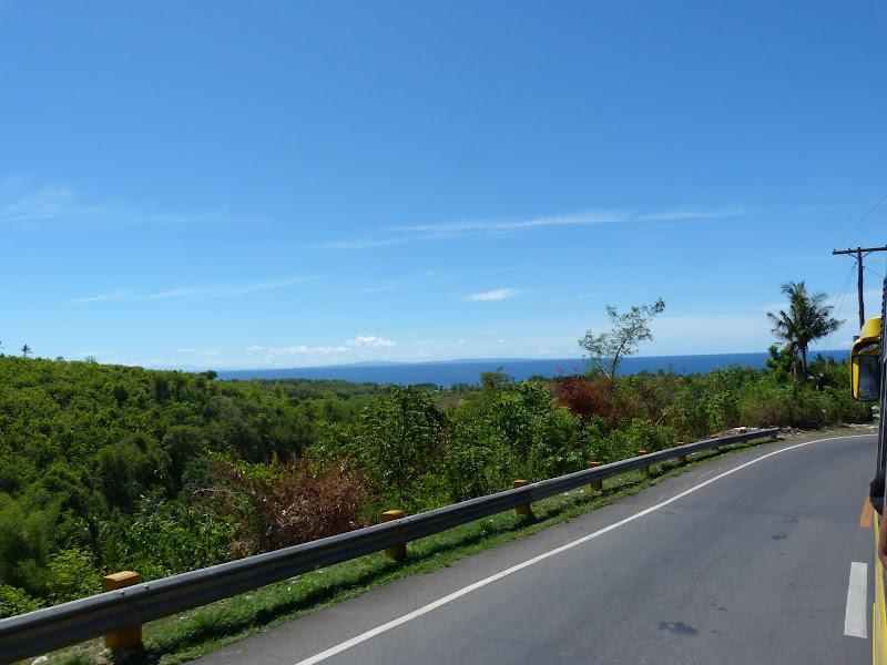 Sur la route vers Danao