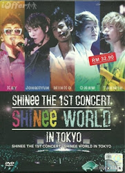 SHINee World In Tokyo - 1st Concert