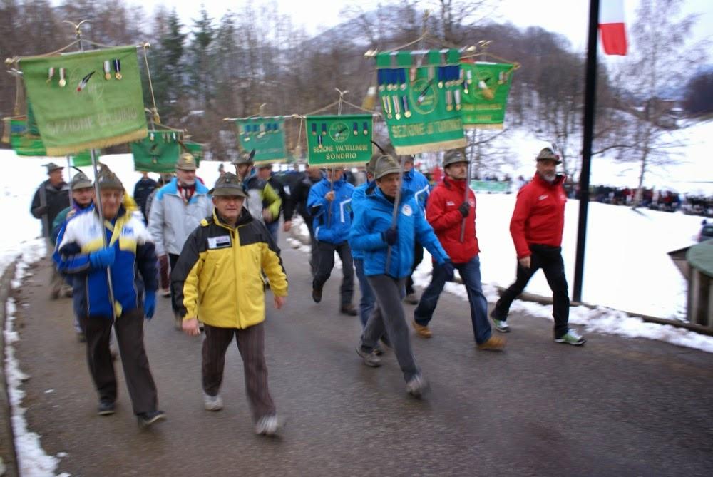 Campionato Nazionale ANA sci di fondo Piani di Bobbio - Campionati%2BNazionali%2BANA%2BBarzio%2Bapertura%2B41.JPG