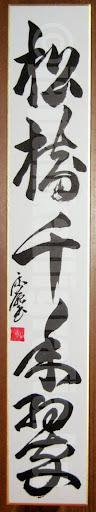 松柏千年翠 - A fenyő erdő (örökzöldek erdeje) ezer éve ugyanolyan zöld