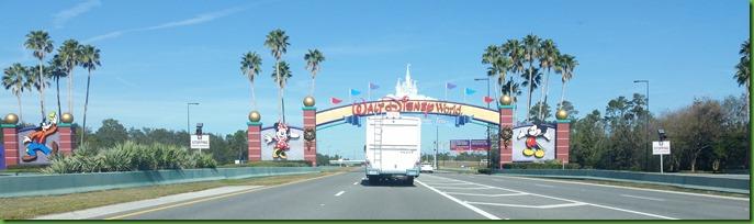 DisneyWorld Entrance 3