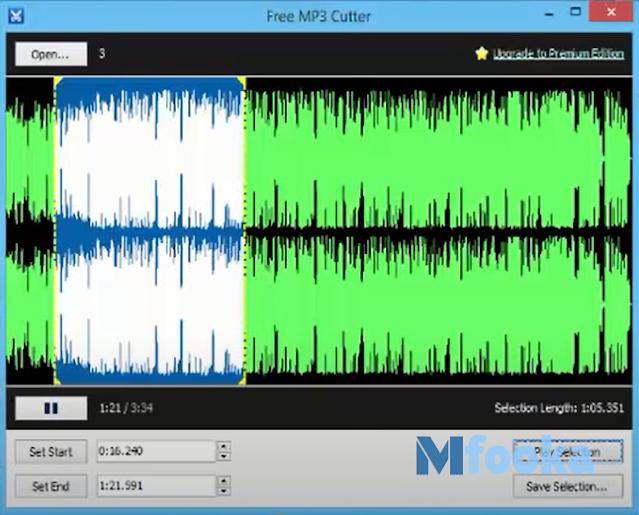 تحميل برنامج تقطيع الاغاني الى نغمات mp3 مجانا للكمبيوتر والاندرويد 2021