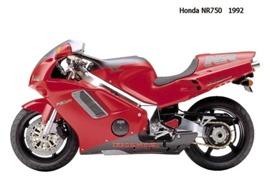 Honda NR750 1992