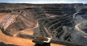 One of the biggest coal reserves in the world