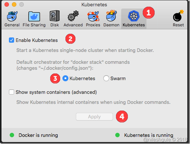 Kubernetes for Docker