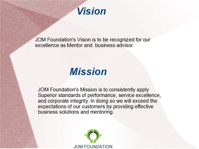 Vision- Mission