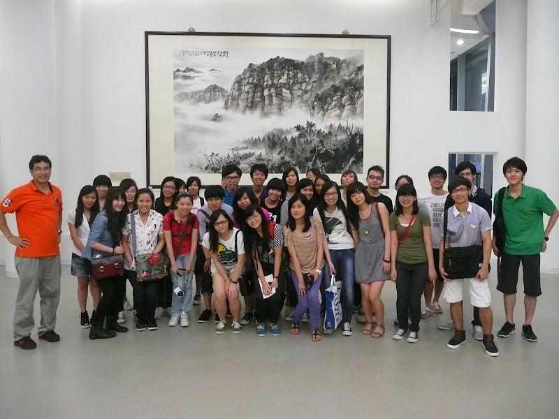 1010618香港大學來台參與社團交流之同學參訪