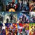 Garis Masa Bagi 22 Filem Pertama Marvel Diberikan Nama Rasmi