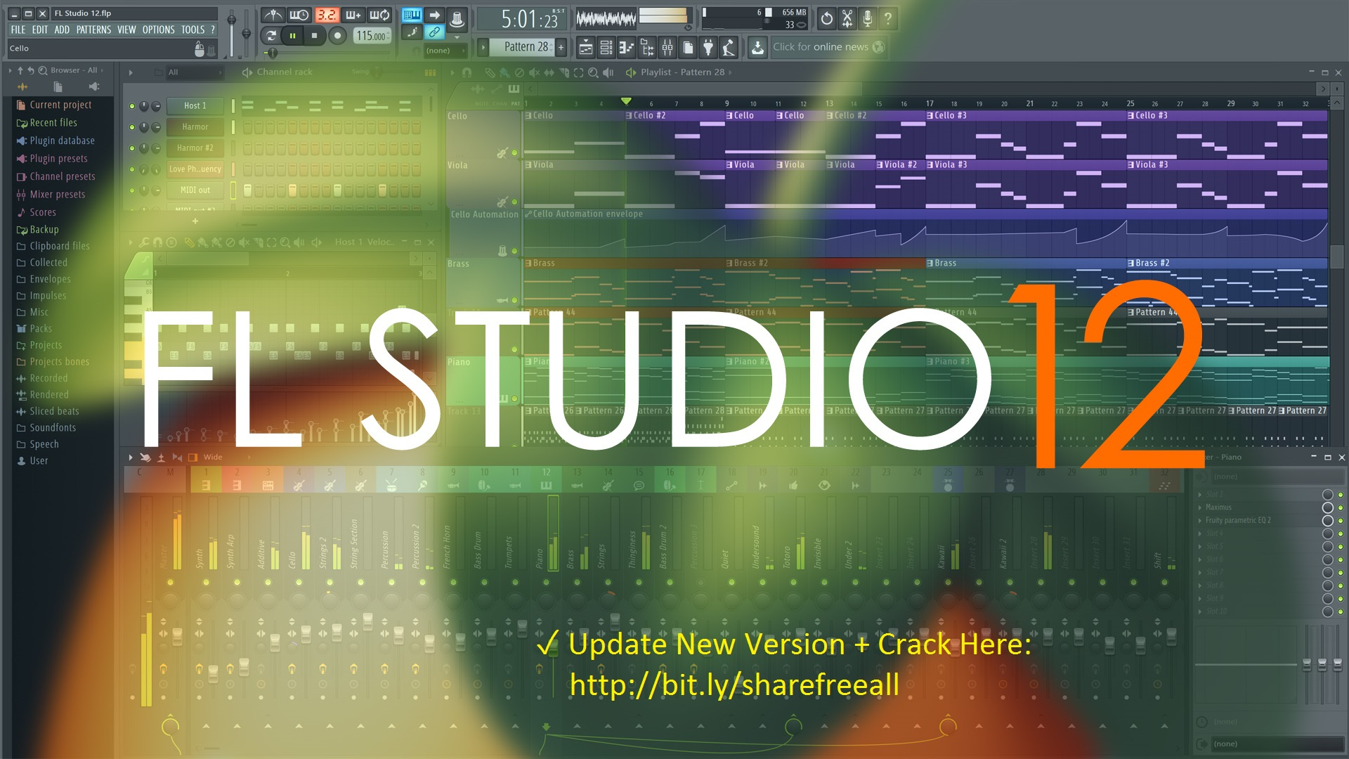 fl studio 12 keygen zip