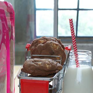 Chocolate Milkshake Cookies
